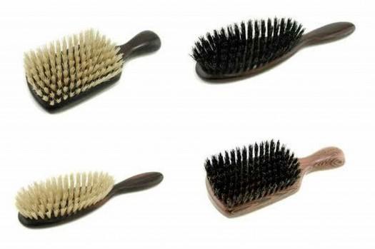 Varios cepillos cerda natural Missenplis