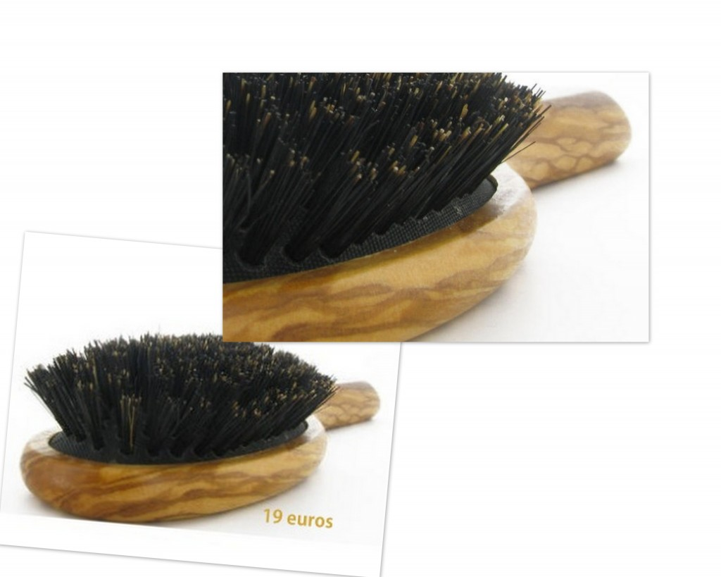 cepillo cerda natural jabali Missenplis