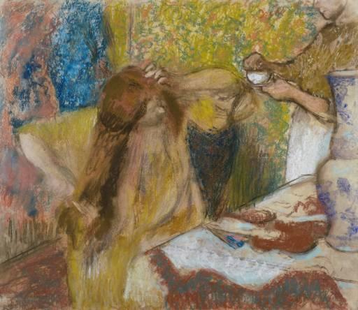 ritual de cepillado Arte Degas Missenplis