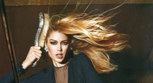 cepillando el pelo missenplis