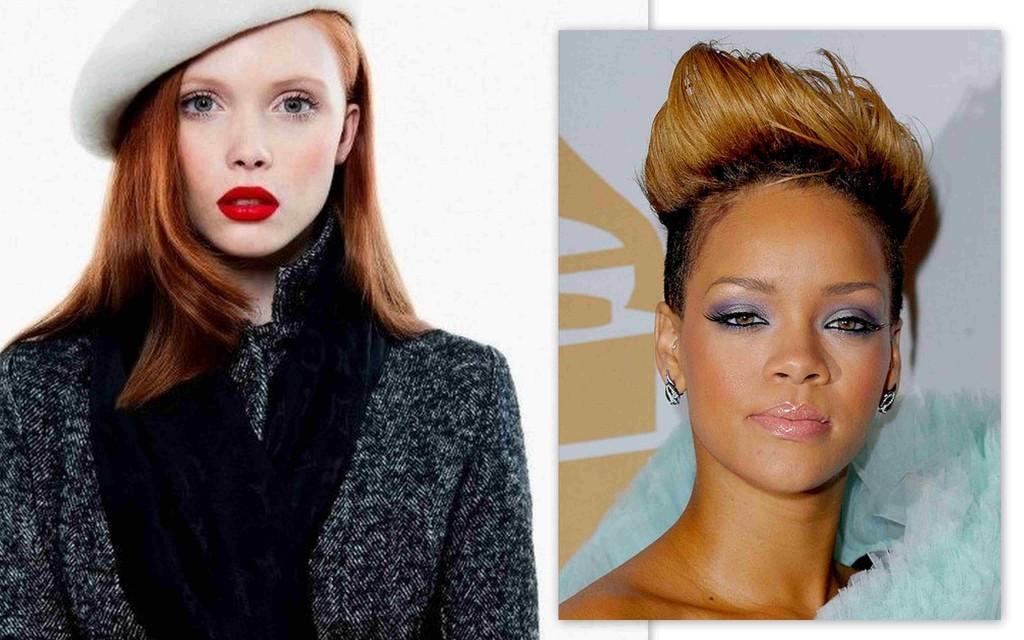 contrastes gama de color dos ejemplos Missenplis