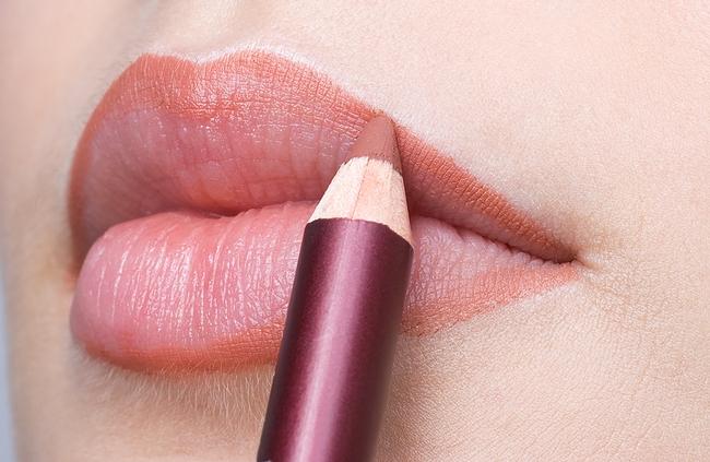 perfilar con otro color labios perfectos Missenplis