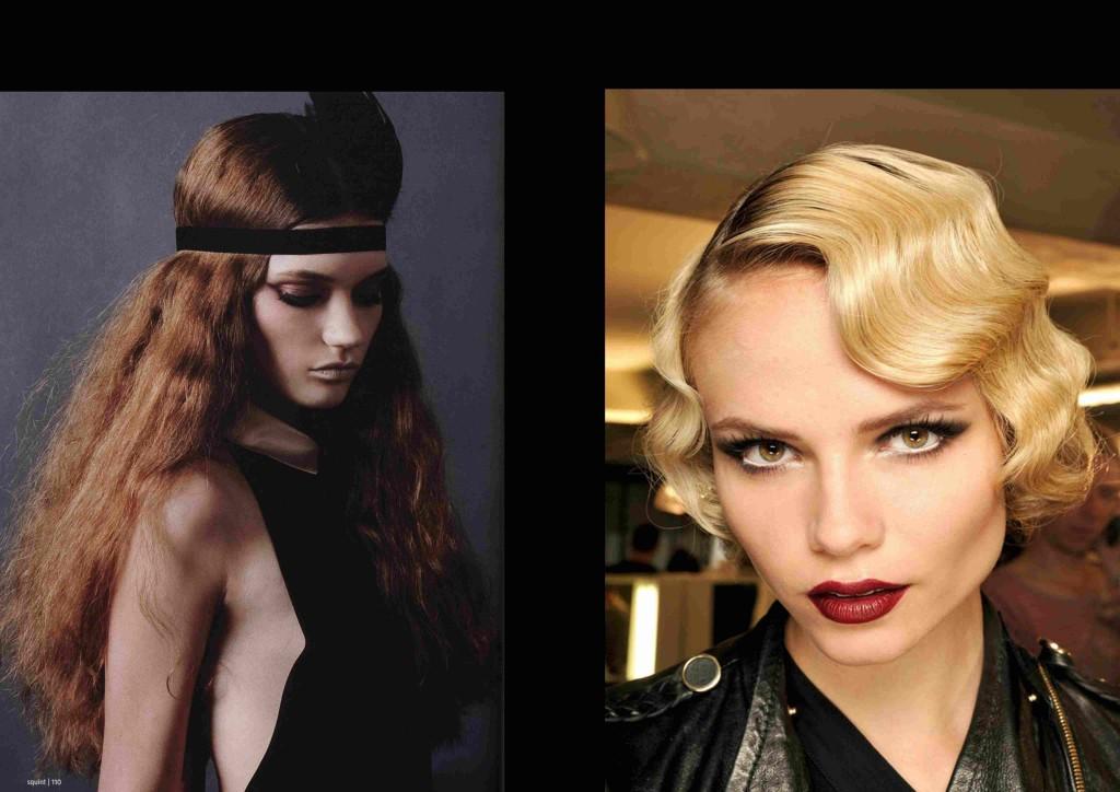 Peinados especiales 20´s ondas RECOGIDO Missenplis