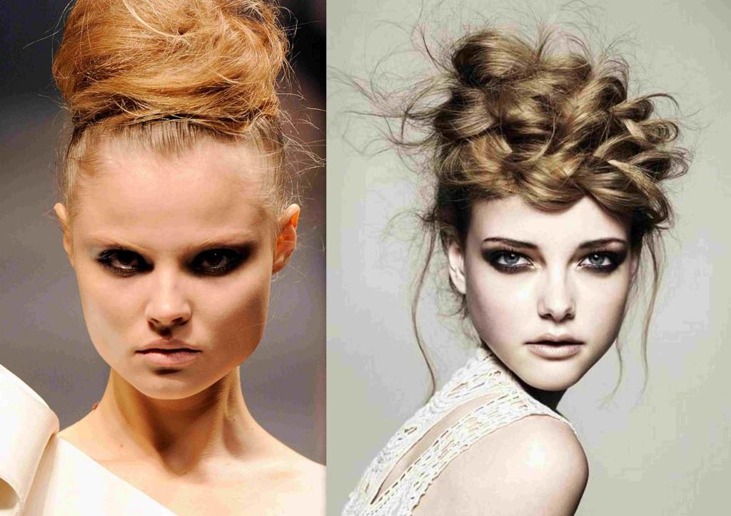Peinado RECOGIDOS alto Missenplis