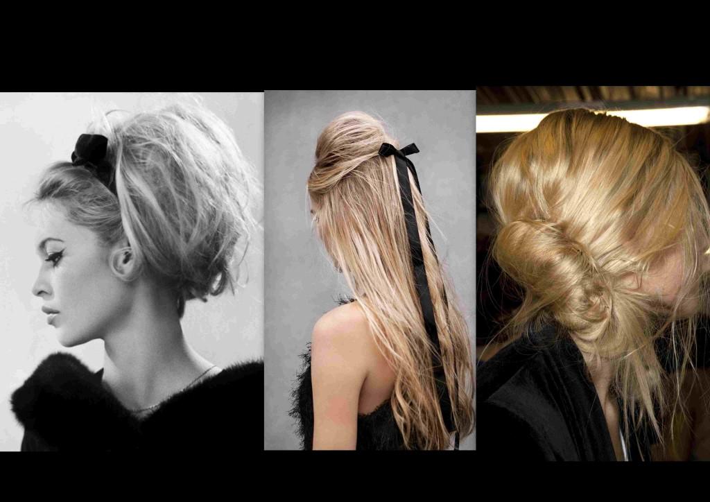 RECOGIDOS 60´s peinado Missenplis