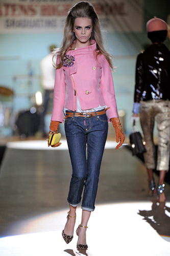 chaqueta rosa beauty fashion missenplis