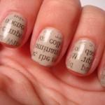 Quita el esmalte de uñas fácilmente