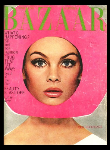 portada harper´s bazaar rosa missenplis