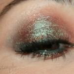 Sombra de ojos con el pigmento de Mac, Blue Brown