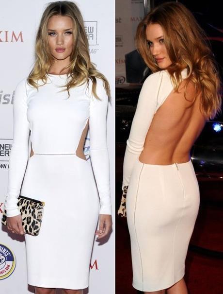 vestido blanco escote espalda missenplis